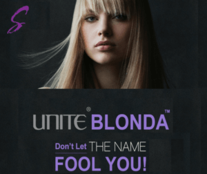Unite Blonda available at StormyLee Salon and Spa Minneapolis, MN
